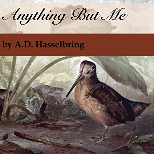 Anything but Me audiobook cover art