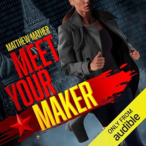 Meet Your Maker audiobook cover art