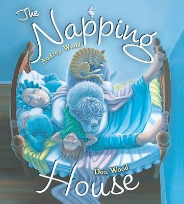 The Napping House[NAPPING HOUSE][Hardcover]