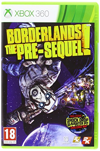 Borderlands: The Pre Sequel [AT - Pegi] - [Xbox 360]
