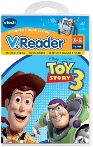 VTech - V.Reader Software - Toy Story 3 -  80-280100