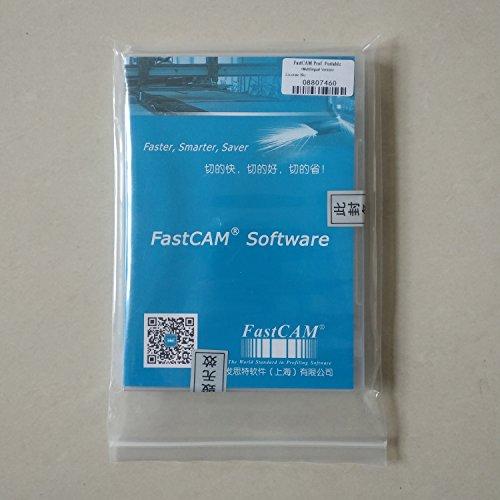 FASTCAM portable version professionnelle CNC machine de découpe plasma imbrication logiciel limite de taille de coupe est 6000 * 1800mm
