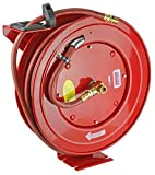 Lincoln 83753 Value Series Air and Water 50 ft. x 3/8 Inch Retractable Hose Reels