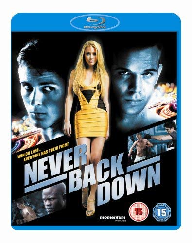Never Back Down [Blu-ray] [UK Import]