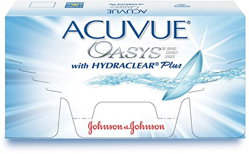Johnson & Johnson Acuvue Oasys with Hydraclear Plus 6er Box -5.00 Dioptrien