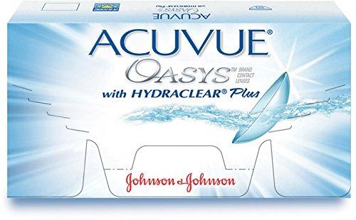 Johnson&Johnson ACUVUE OASYS (6), 8.4, -5.00