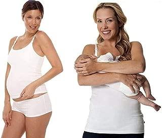 Blanco XXL 44-46 La lactancia materna maternidad