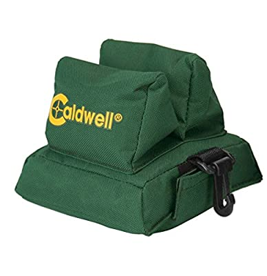 Caldwell DeadShot Filled, Rear Shooting Bag with Durable Construction and Water Resistance for Outdoor, Range, Shooting and Hunting