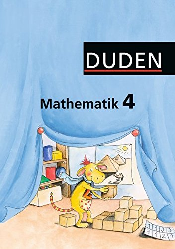 Duden Mathematik - Grundschule - Westliche Bundesländer (außer Bayern): 4. Schuljahr - Schülerbuch