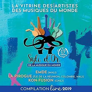 Les Syli d'Or de la musique du monde 2019 (Live)