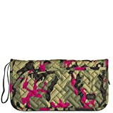 Lug Tango 2 Passport Wallet, Camo Orchid, One Size