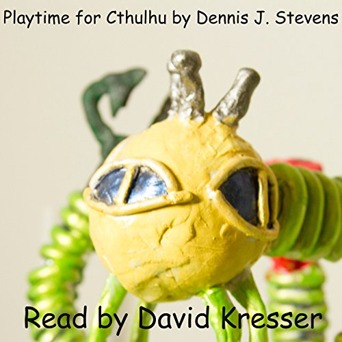 Playtime for Cthulhu audiobook cover art