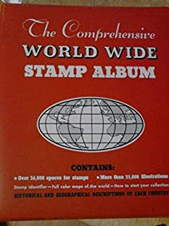 The Comprehensive World Wide Stamp Album New Enlarged Edition 1976 Minkus