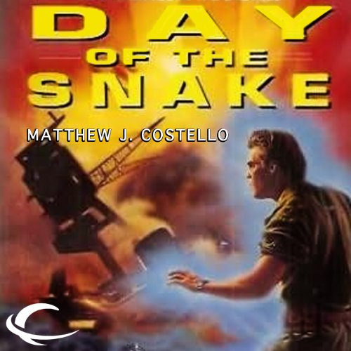 Couverture de Day of the Snake