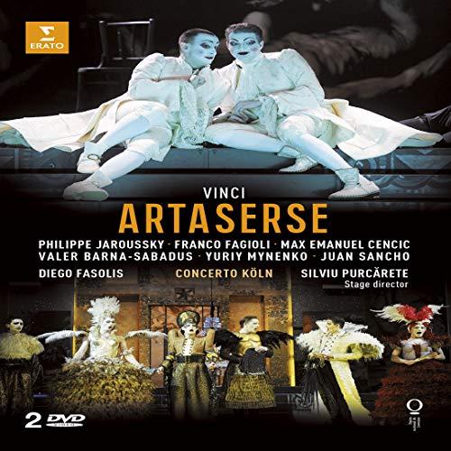 Vinci Artaserse (2DVD)