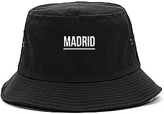 real madrid bucket hat
