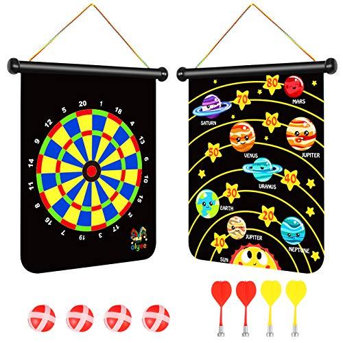 MELANIE'S POWER Magnetic Dart Board Set Double...