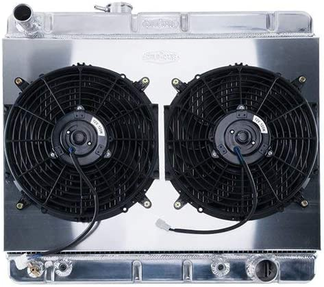 64-67 GTO w o AC Ranking TOP3 HO Radiator AT 35% OFF .25in SD 1