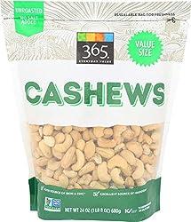 365 Everyday Value, Cashews, 24 oz
