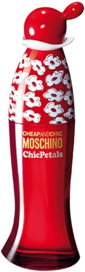 Moschino Cheap and Chic Petals Agua de toilette con vaporizador - 30 ml