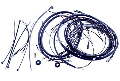 Kabelbaum passend für Simson S50 S51B S51E mit Blinkerkabel