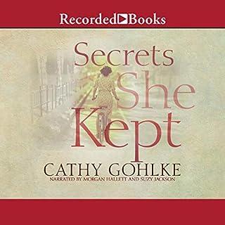 Secrets She Kept cover art