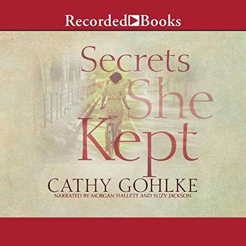 Secrets She Kept  By  cover art