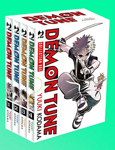 Demon tune. Box (Vol. 1-4)