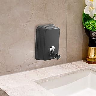 Distributeur de savon pour mains - Pompe sans contact - Pour salle de bain - 1000 ml
