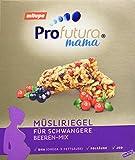 Milupa Profutura mama Müsliriegel für Schwangere Beeren Mix, 4er Pack (4 x 200 g)