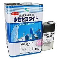 エスケー化研 水性セラタイトF 淡彩色 15.75kg SR-177