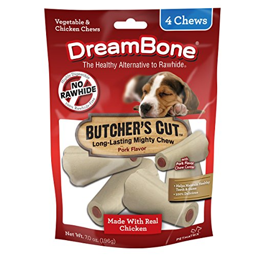 DreamBone Butcher's Cut Chews 4 Count $3.74(53% Off)
