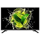 LSVRGI Flat 32/42/50/55 Pulgadas 4K Q Ultra HD Smart TV con Televisores HDR Televisor De Pantalla Plana con Función De Proyección Y Control por Voz