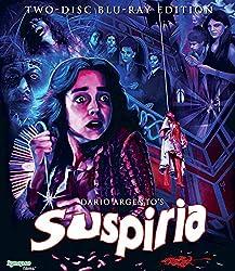 Suspiria (1977) blu-ray