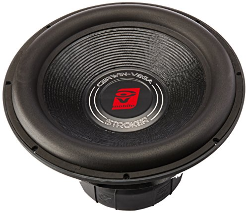 Cerwin-Vega ST154D Stroker 2400 Watts Max 4 Ohms/1200Watts RMS Power Handling 15-Inch Dual Voice Coil