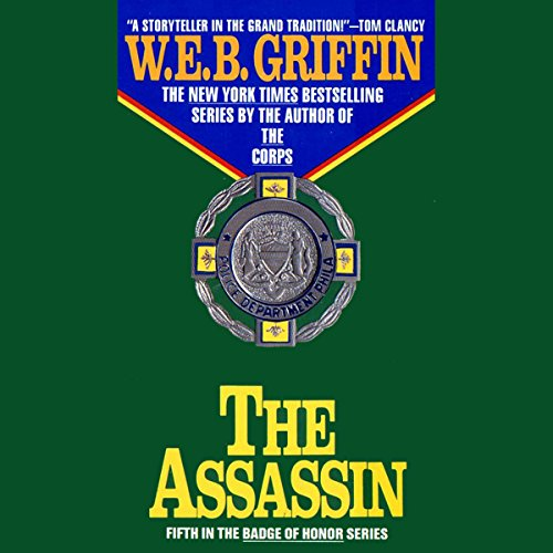 The Assassin: Badge of Honor, Book 5 audiobook cover art