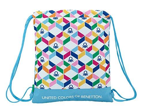 Safta - Benetton Saco/mochila gym bag (611852196)