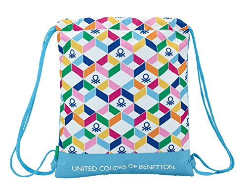 Safta - Benetton Saco/mochila gym bag (611852196)