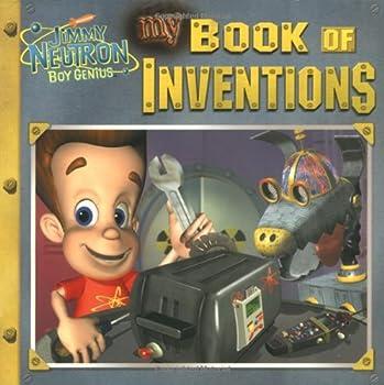 jimmy neutron books