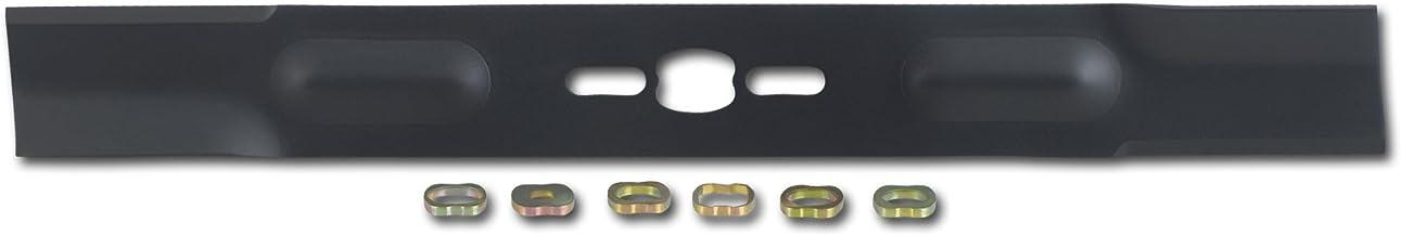 Arnold Universeel grasmaaiermes met adapterschijven, lengte: 51 cm 1011-U1-0053