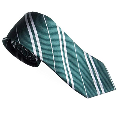 SALLYDREAM Corbatas a Rayas de Seda para Hombres de Negocios