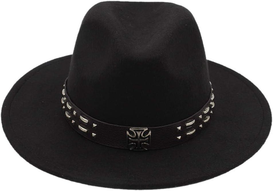 TWEITIE Men's Pure Wool Wide Brim Summer Ranking TOP19 Fashionable Spring Felt Hat Fedoras