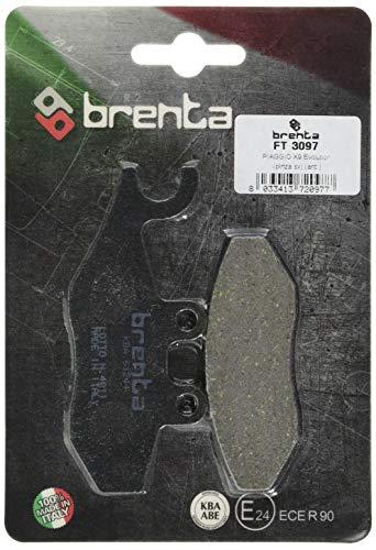 Brenta Pastillas freno organiche Moto para X 125Evo, X9125Evolution, X 250evo