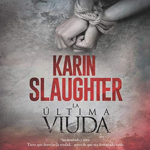 The Last Widow\\La última viuda (Spanish edition) cover art
