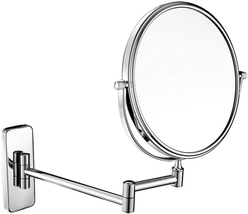 ZHTY Cosmetic Mirror European Style Creative Sid Bathroom Max 86% OFF Ranking TOP1 Double