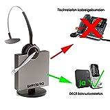 GN Netcom GN 9120 DG - Kopfhörer - drahtlos - DECT (9120-49-21)