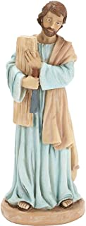 Dicksons St. Joseph The Worker 4 x 2 inch Resin Stone Table Top Figurine