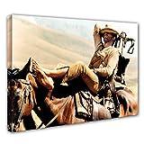 Terence Hill Bud Spencer - Der müde Joe - Pferd - Vier