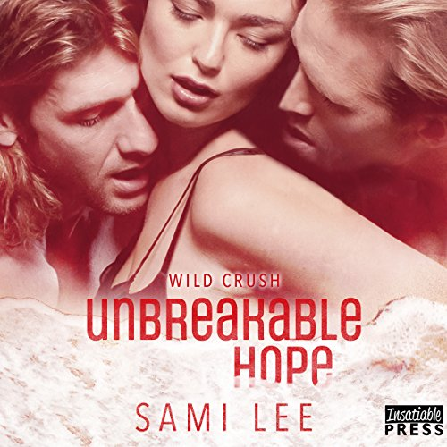 Unbreakable Hope audiobook cover art