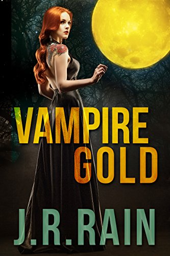 Vampire Gold and Other Stories (Samantha Moon)